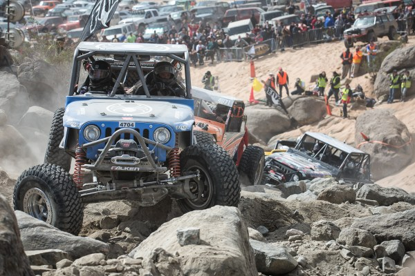 Get In Line -- 2014 King of the Hammers