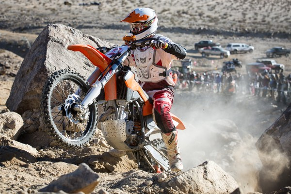 Lean Into It -- 2014 King of the Motos