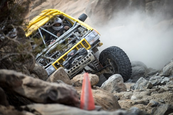 Old School -- 2014 King of the Hammers