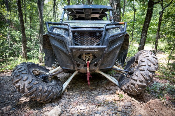 The Things You Find in the Woods of Hot Springs -- 2013 Ultra4s