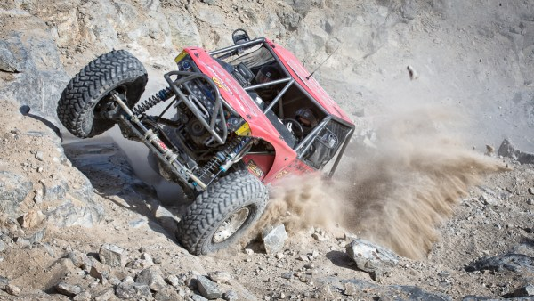 Throttle Control -- 2014 King of the Hammers