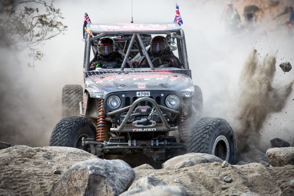 Traction Seeker -- 2014 King of the Hammers