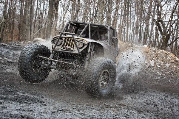 Mud Slinging -- 2013 Widia Rausch Creek Qualifier