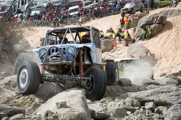 We're Just Warming Up -- 2014 King of the Hammers