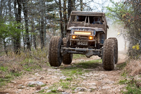 Float Like an Ultra4 -- 2014 Genright Ultra4s at Superlift