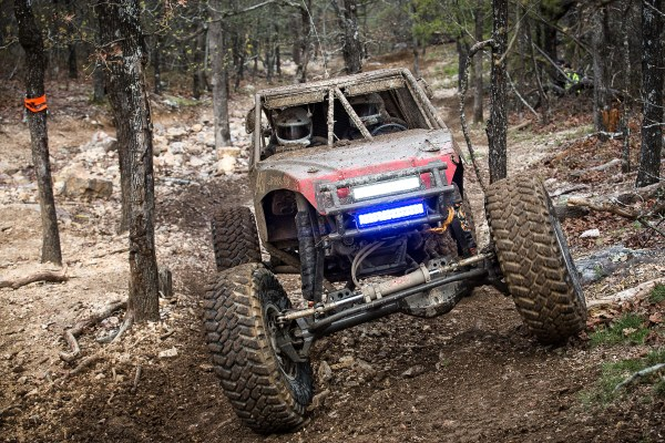 This Rig Looks Right at Home -- 2014 Genright Ultra4s at Superli