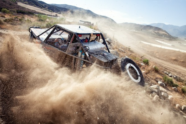 Above the Clouds -- 2014 Glen Helen Grand Prix