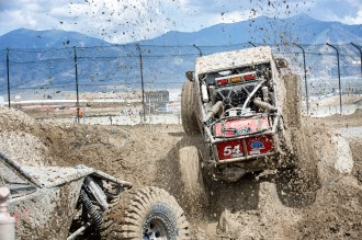 Mud Slinging -- 2014 Discount Tire American Rocksports Challenge