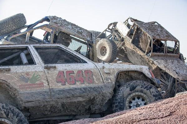Saturday Morning Traffic -- 2014 Discount Tire American Rocksports Challenge