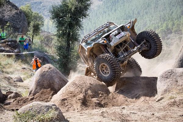 Rock Racing -- 2014 King of Portugal