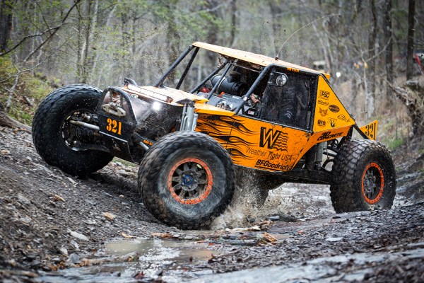 Getting Ready to Launch -- 2014 Ultra4s at Superlift