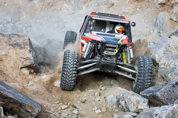 Eyes on the Lines -- 2015 King of the Hammers