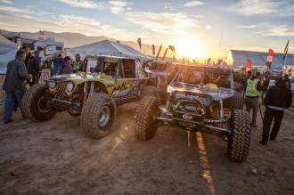 Rise & Shine -- 2015 King of the Hammers