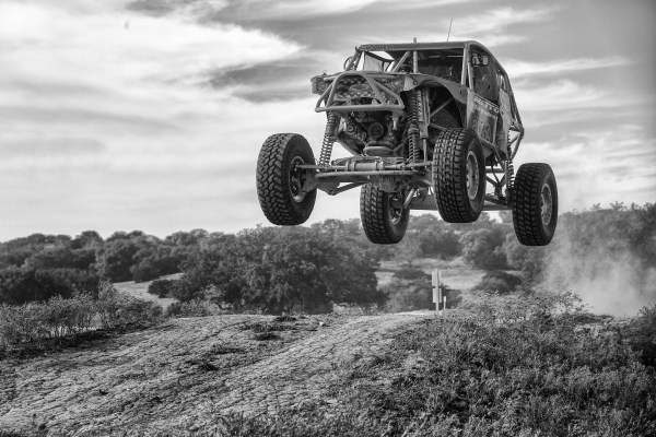 Spidertrax | Thom Kingston | CC BY 3.0