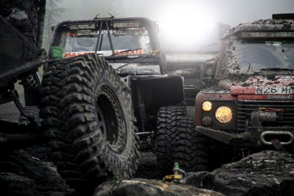 Spidertrax | Robb Pritchard | CC BY 3.0