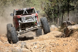 50 of 58 -- 2015 Ultra4s at Hot Springs