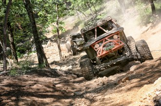 78 of 92 -- 2016 Ultra4s at Hot Springs
