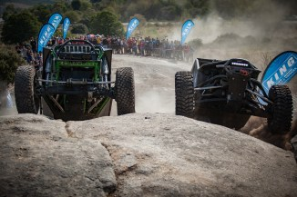 King of Portugal 2017 Day 1-6 Rob Butler and Cassier Currie