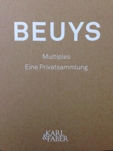 Beuys: Ein Katalog wie er dem Meister gefallen hätte