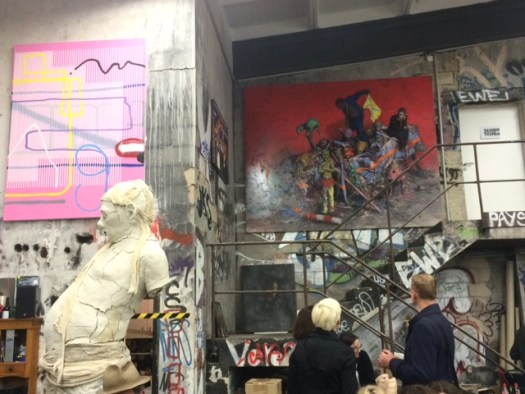 Atelier Jonas Burgert