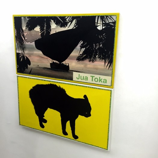 Jua Toka and the Source of Shades