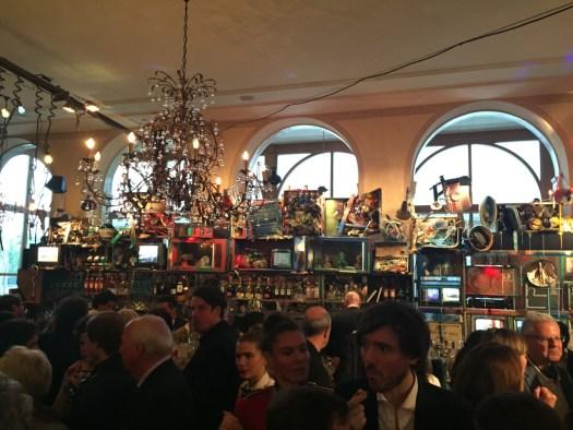Dieter Roth Bar im Grand Hotel Les Trois Rois