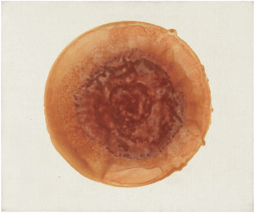 OTTO PIENE (B. 1928) Untitled signed and dated 'Piene 62' (on the reverse) oil and smoke on canvas (50 x 59.5cm.) Executed in 1962 £50,000-70,000