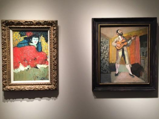 Picasso & Matisse von 1901 und 1903 bei der Hammers Gallery aus New York