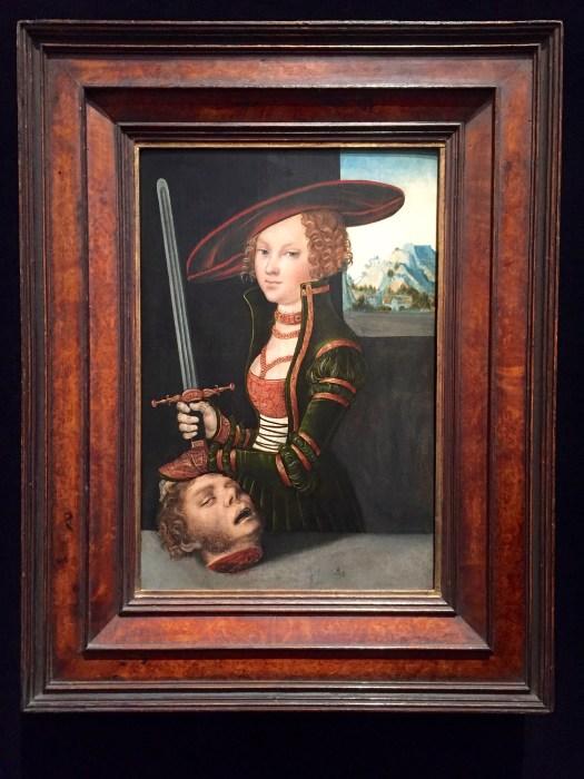 Der Preis für dieses museale Meisterwerk von Lucas Cranach dem Älteren um 1530 lag bei 5,5 MEUR.
