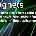 Did You Know? The ability to print directly onto flexible Magnetic sheeting opens up entirely new channels of business that you may have been missing. From vehicle signs for contractors, […]