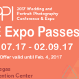 Get your FREE Passes and join us at the 2017 WPPI Expo!  Spiral will be attending this year's WPPI Expo, and we have your FREE Expo Passes (a value of […]