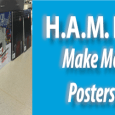 H.A.M. Boards, also known as Heat Activated Mounting Boards, are environmentally friendly and eliminate the risk of breathing in hazardous spray mount adhesive. The H.A.M. Board's pre-applied adhesive saves time […]