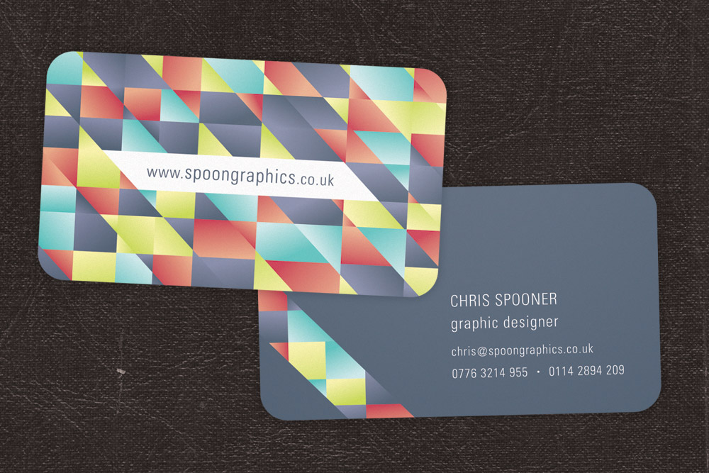 How To Design a Print Ready Die Cut Business Card Die Cut Business Card Design