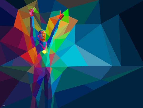 Yahoo! 2012 Games Coverage by Charis Tsevis