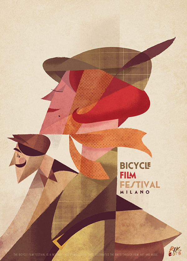 Milano Bicycle Film Festival by Riccardo Guasco