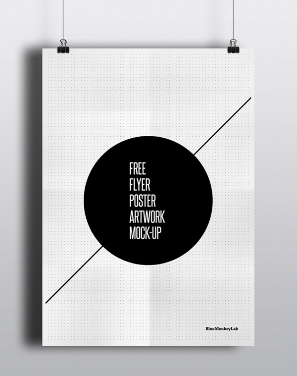 Free Flyer/Poster Mock-up