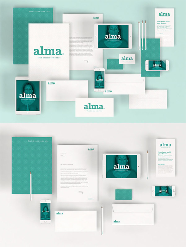 Stationery Mockup preview