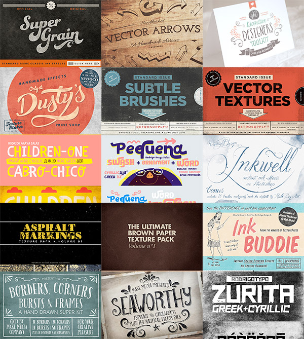 The All Inclusive Design Bundle