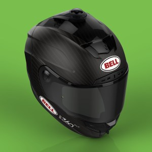 360FLY BRG - Motorcycle Helmet-Bell Smart Helmet