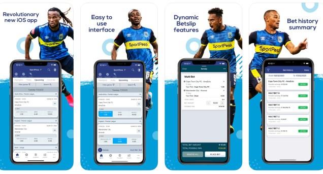 SportPesa SA iOS App