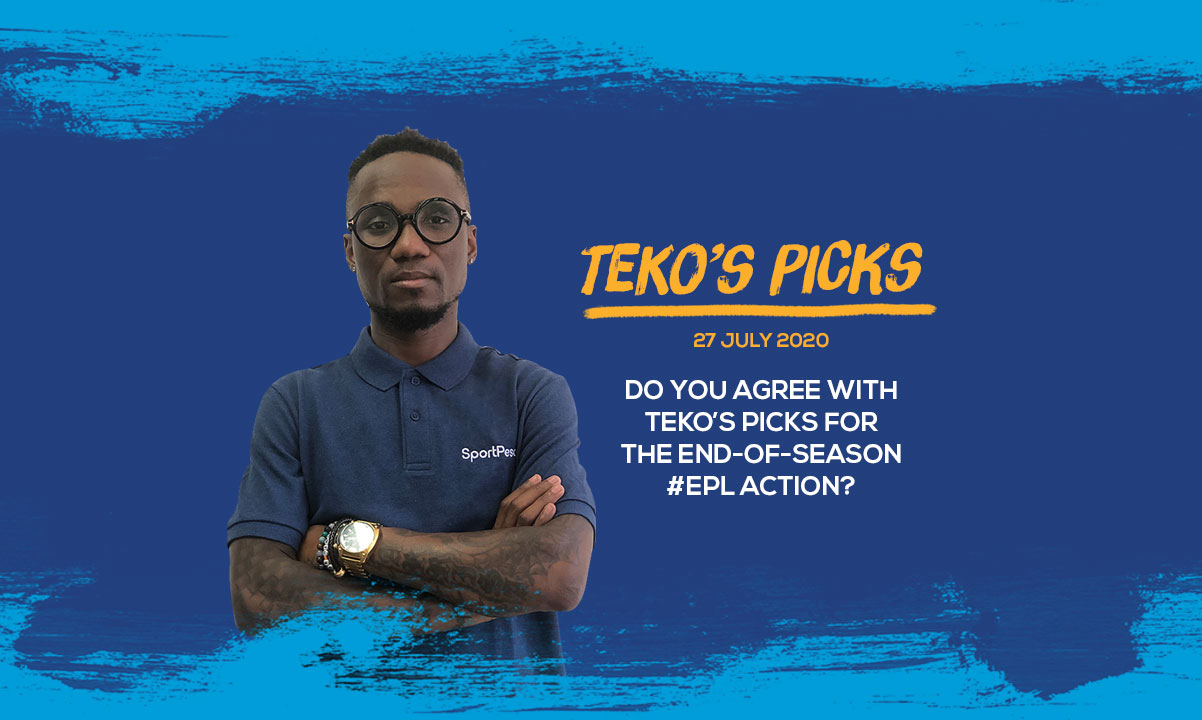 Teko Modise's Picks