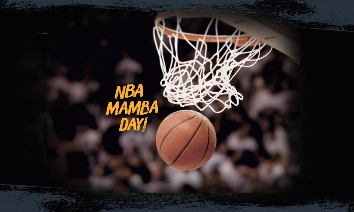 NBA Mamba Day