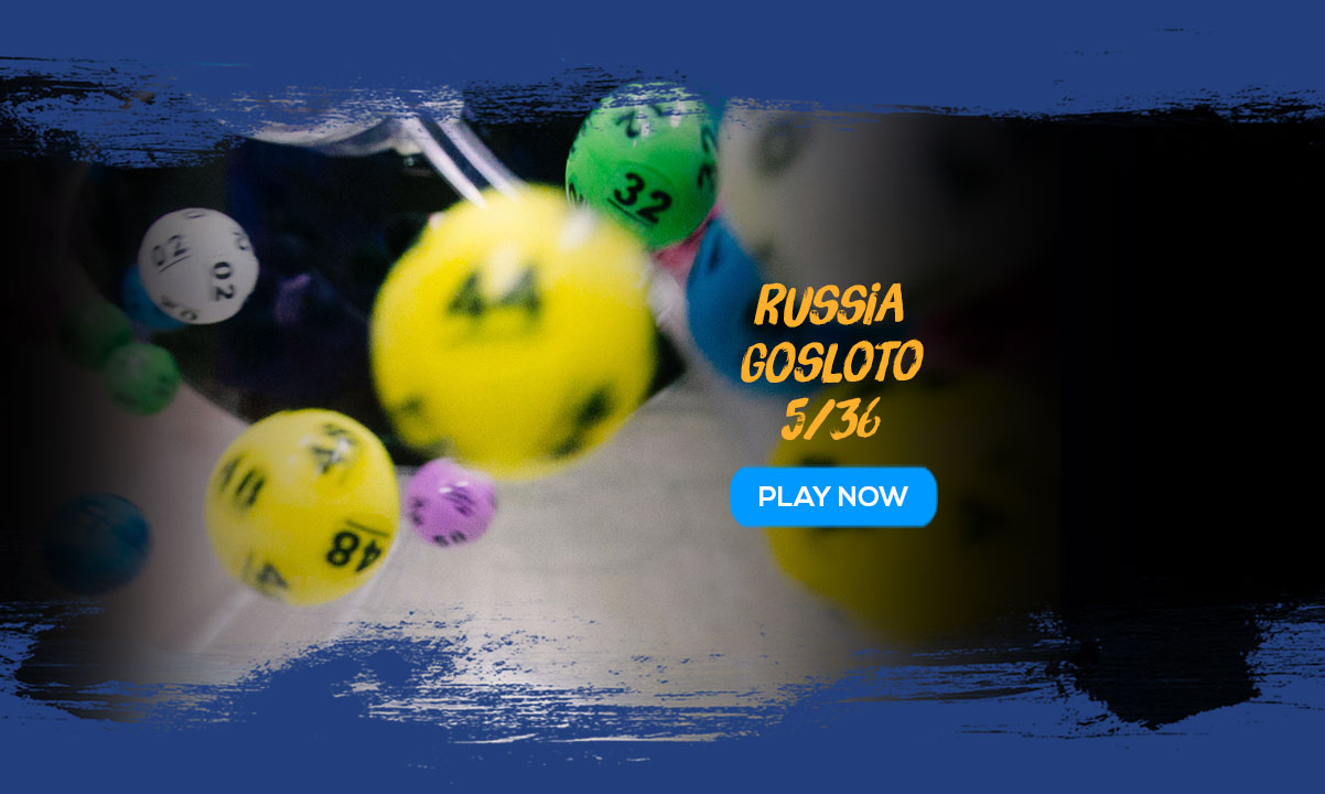 Russia Gosloto 5/36 Play Now