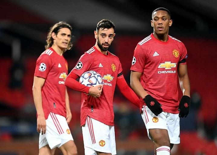 Man Utd players