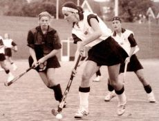 Kate Middleton high school Field Hockey career