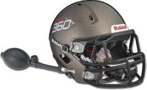 Football Helmet Pump