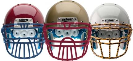 Specialty Football Facemasks