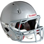 This may be the best football helmet in the world!