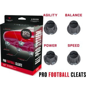 Position Tech Football Cleats Replacement System