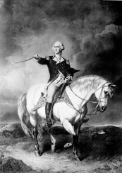George Washington Horese